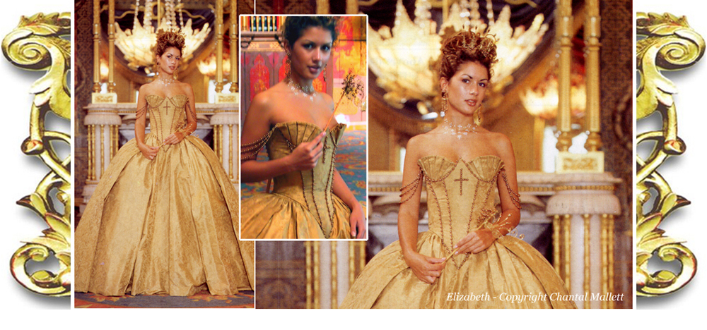Unique And Alternative, Bespoke Corseted Wedding Dresses