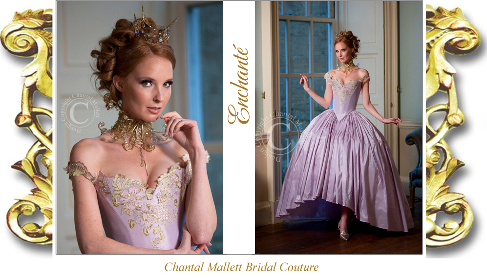 Chantal Mallett Bridal Couture: Bespoke Ballgown Silhouette ...